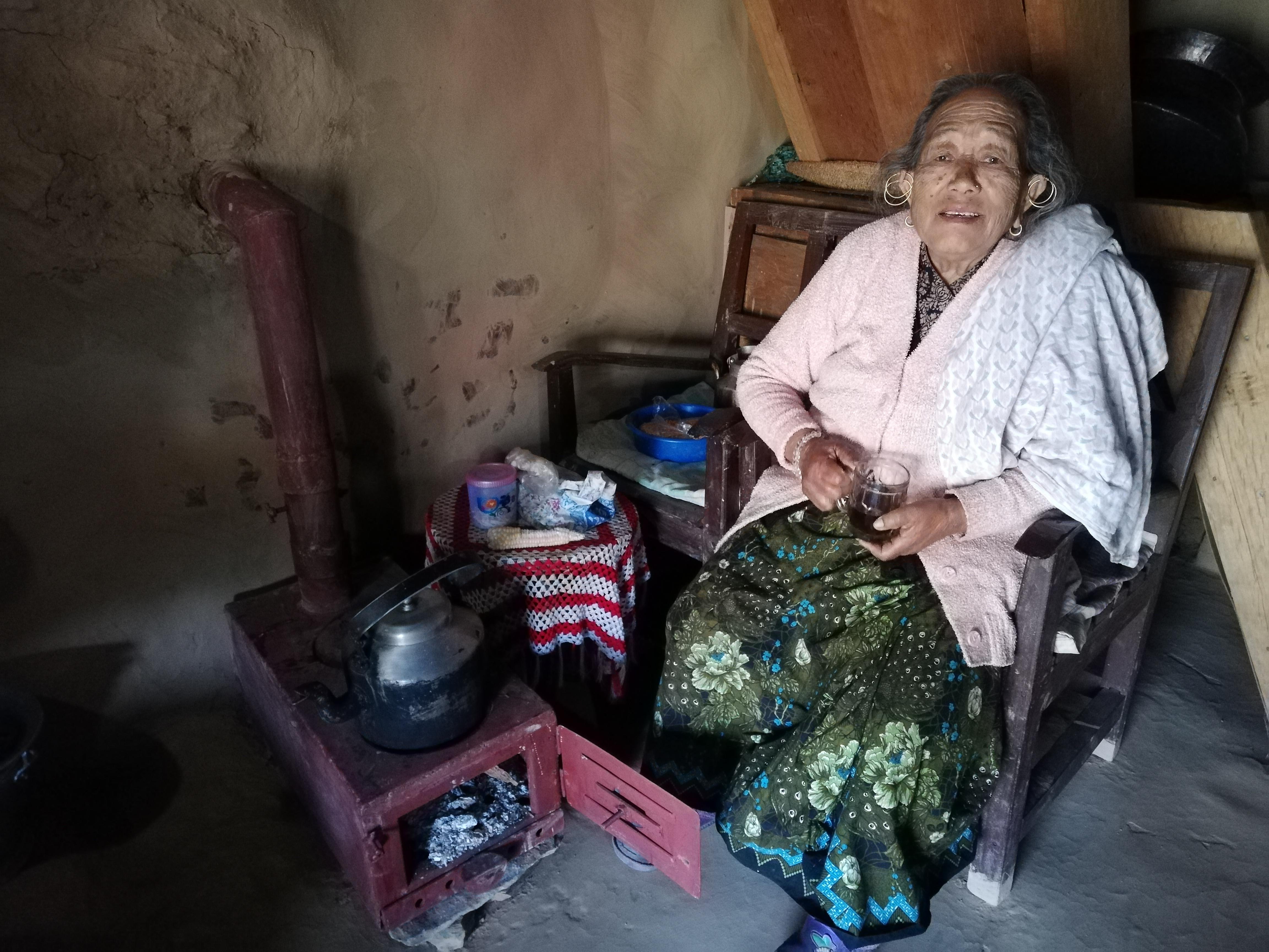 Bibi Gurung