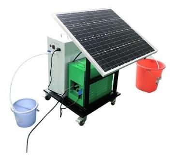 Waterfilter voor scholen (credits: Renewable World)